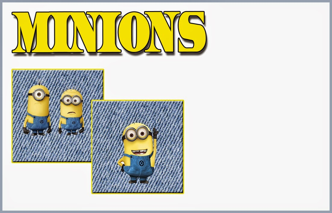 picture relating to Minions Invitations Printable called Humorous Minions: No cost Printable Invites. - Oh My Fiesta