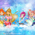 ¡Nuevo fondo de pantalla Winx Club Bloomix y City Girl!