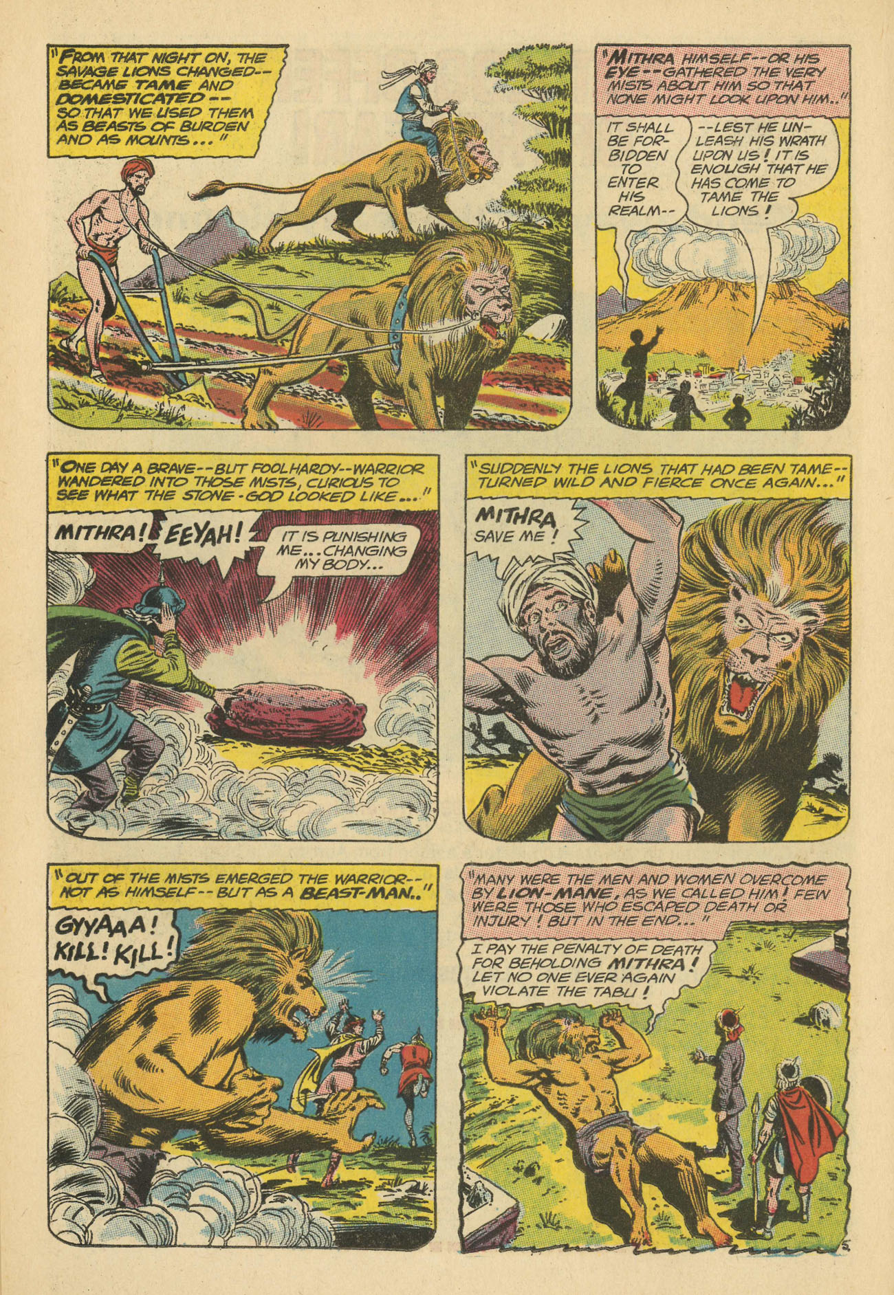 Hawkman (1964) issue 20 - Page 22
