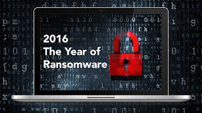 2016 The Year of Ransomware