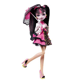 MH School's Out Draculaura Doll