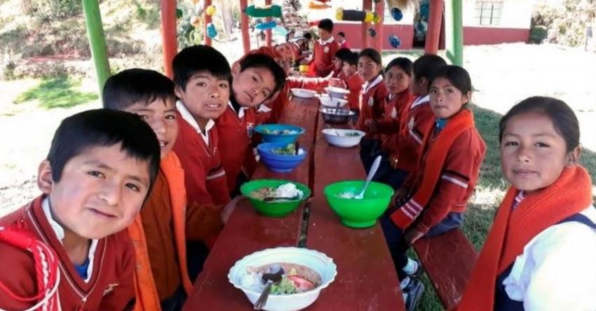 A desayunos de Qali Warma acceden 93 de cada 100 hogares con escolares en área rural - www.qaliwarma.gob.pe