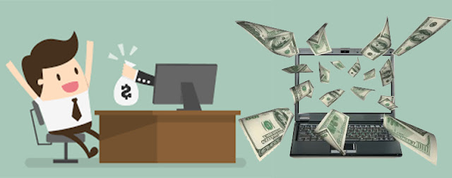 ستة طرق مضمونة للربح من الانترنت بسرعة و بدون راس مال