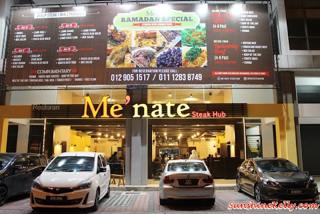 Me'nate Steak Hub, Ramadan Special, Ramadan Review, Me'nate Steak Hub Ampang Jaya, Me'nate Steak Hub Jalan Kelang, Me'nate Steak Hub setapak, Heavenly land set, heavenly lamb set, heavenly beef set, angus, beef ribs, lamb ribs, lamb ranghost, soup of the day, lamb rack, mix salad, lamb syabu, wagyu beef, wagyu ribs