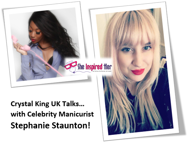350 Manicurists on a Mission to NAIL Mental Health this Sunday at the 'Nailing Mental Health' event, London