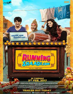 Running Shaadi 2017 Movie HDRip 720p [980MB]