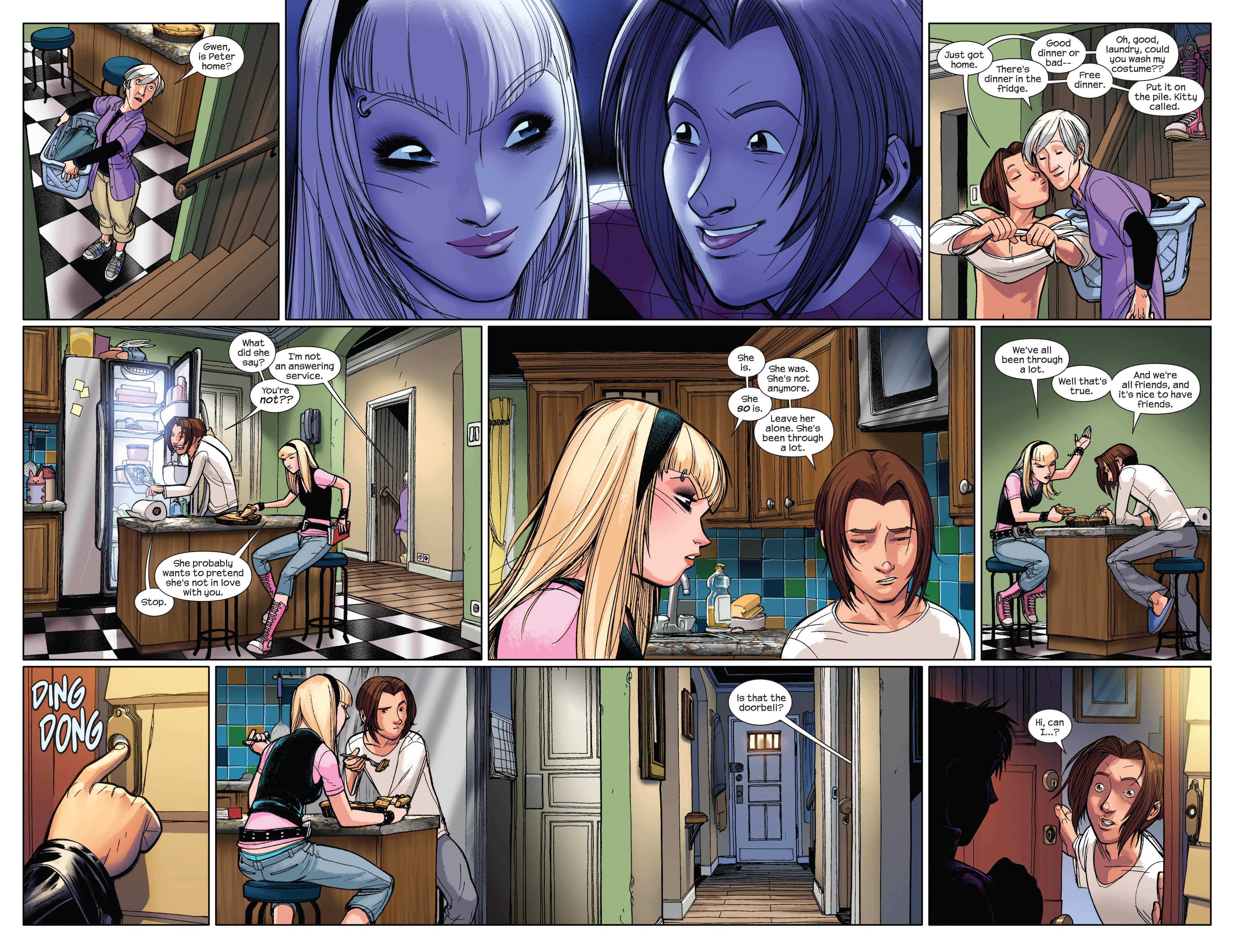 Read online Ultimate Spider-Man (2009) comic -  Issue #1 - 17
