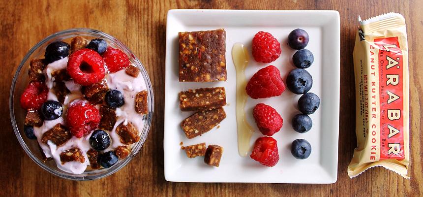 Delicious, non-GMO, Vegaun, gluten free Lärabar products at Sam's Club. (AD)