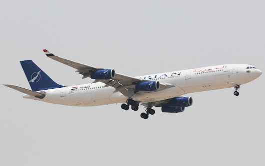 Sanctions Busting, SyrianAir acquires A340 passenger jet via Iran