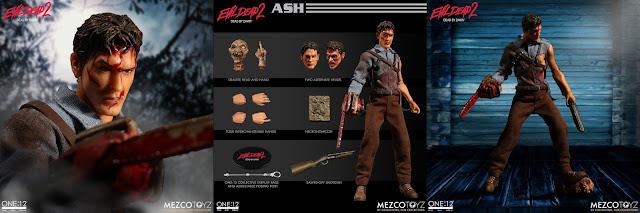 Evil Dead 2 [Mezco Toys]