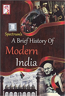 A Brief History of Modern India by Rajiv Ahir PDF Download in English