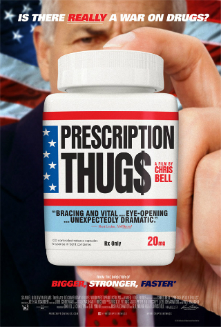 Prescription Thugs [2015] [DVDR] [NTSC] [Subtitulado]