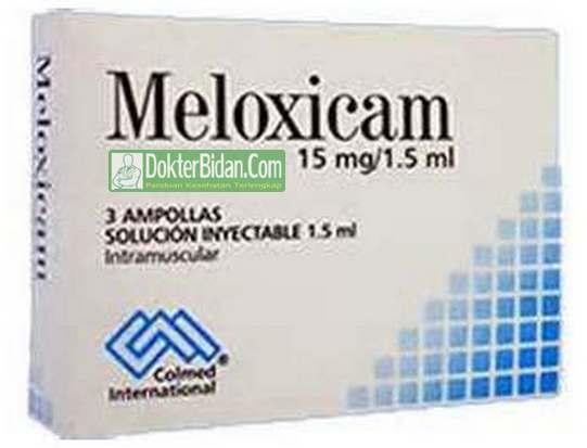Meloxicam Obat Artistis - Dosis Cara Pakai dan Efek Sampingnya Bagi Kesehatan