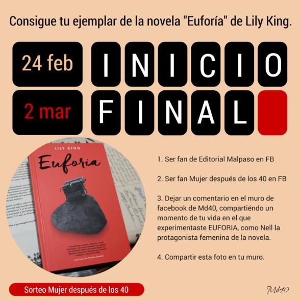 euforia lily king novela margaret mead