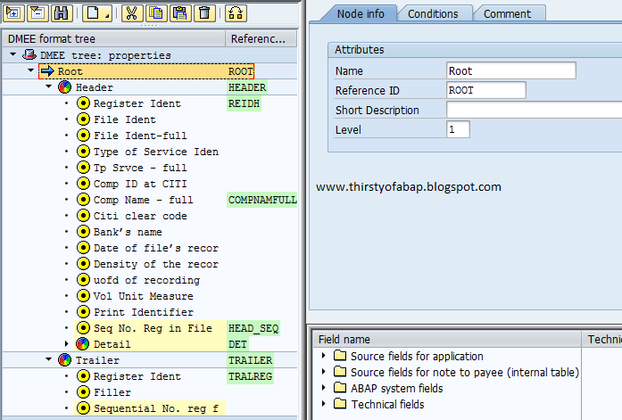 Thirsty of ABAP: SAP Payment through DMEE