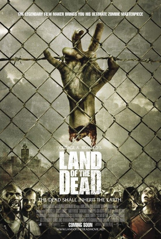 Nonton Film Land of the Dead (2005)