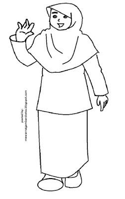 Mewarnai Gambar: Kartun Imut, Lucu dan Keren 205