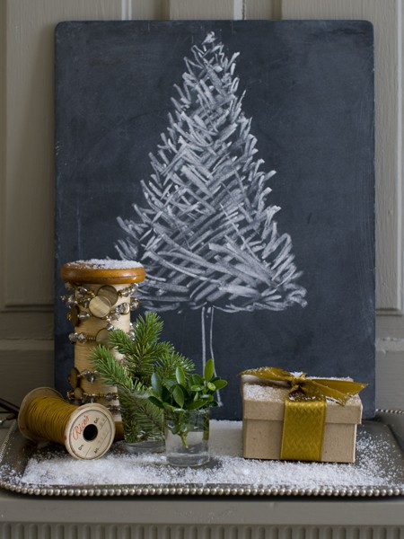Eight Hundred Sq. Ft.: Christmas Tree (and Alternative