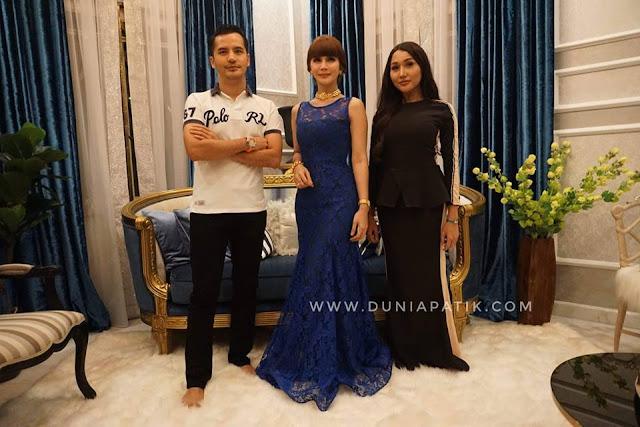 NURSAJAT BERHABIS RM700,000 UNTUK CANTIKKAN RUMAH