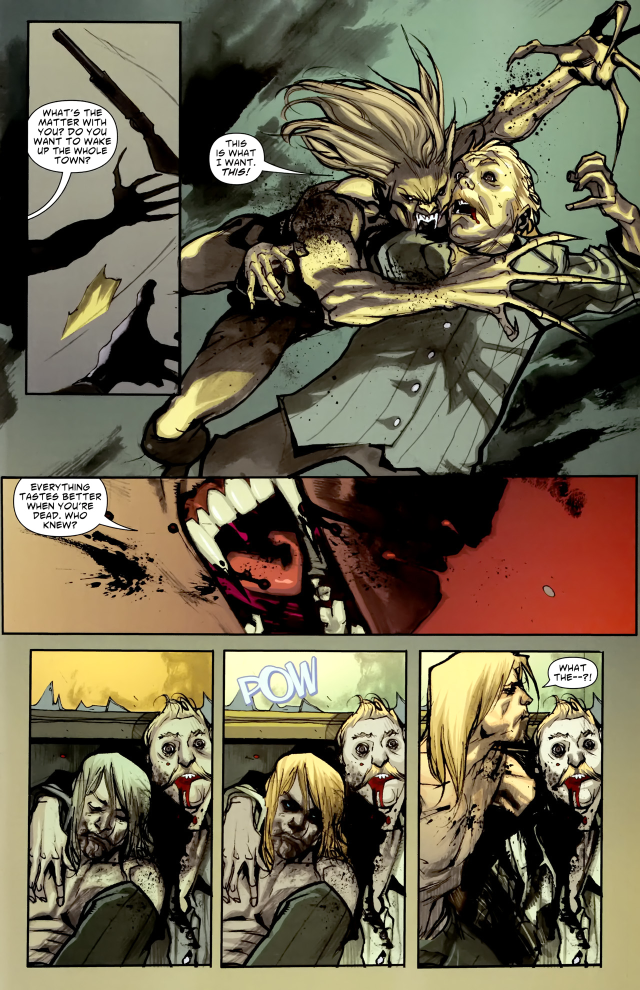 Read online American Vampire comic -  Issue #3 - 23