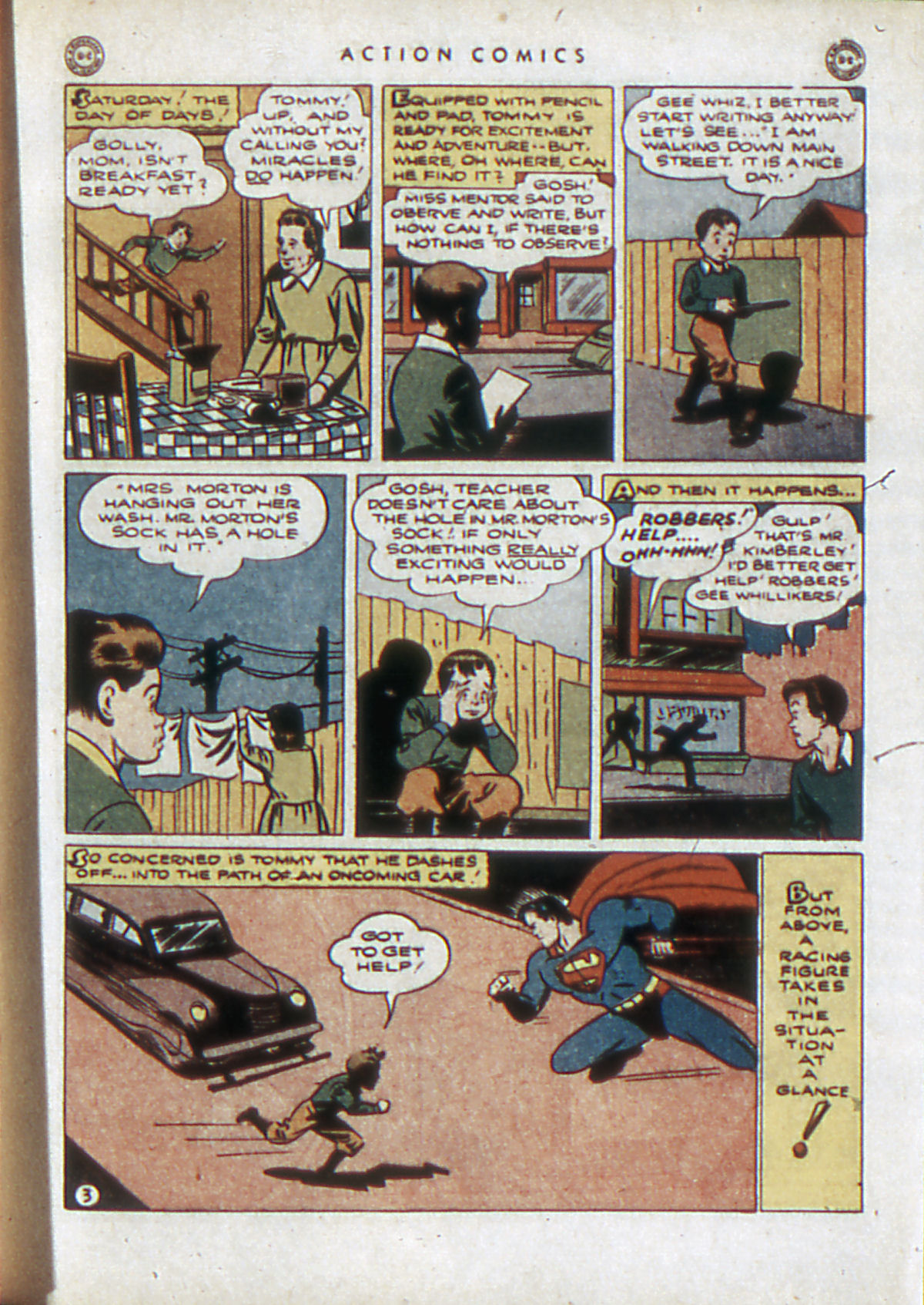 Read online Action Comics (1938) comic -  Issue #84 - 6