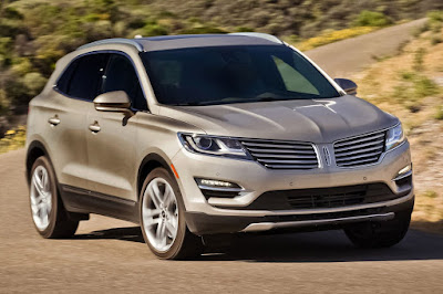 2016 Lincoln MKX SUV Crossover