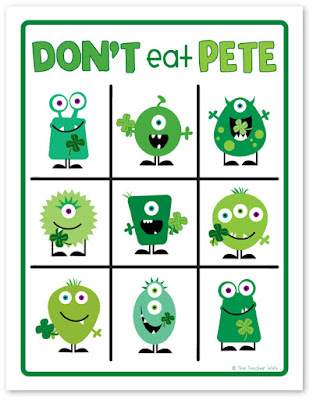 Eloquent image pertaining to don't eat pete printable
