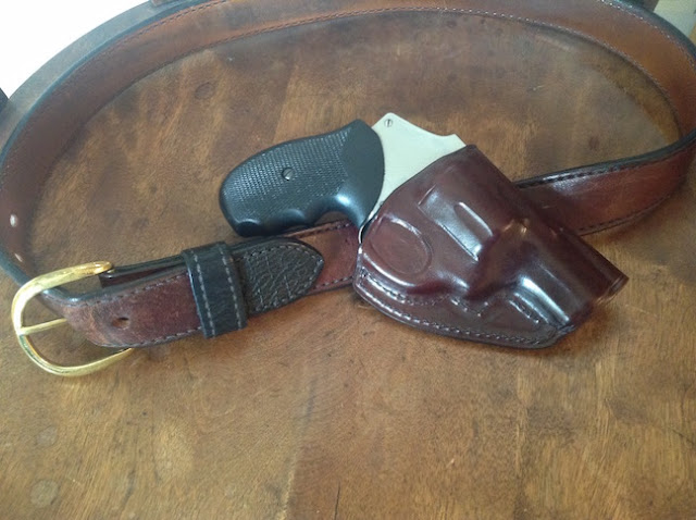 The Next Chapter: Ken Null Cross Draw XDR Holster for my S&W