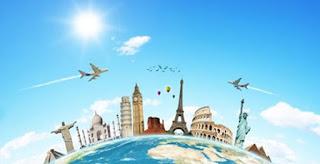 بحث حول السياحة