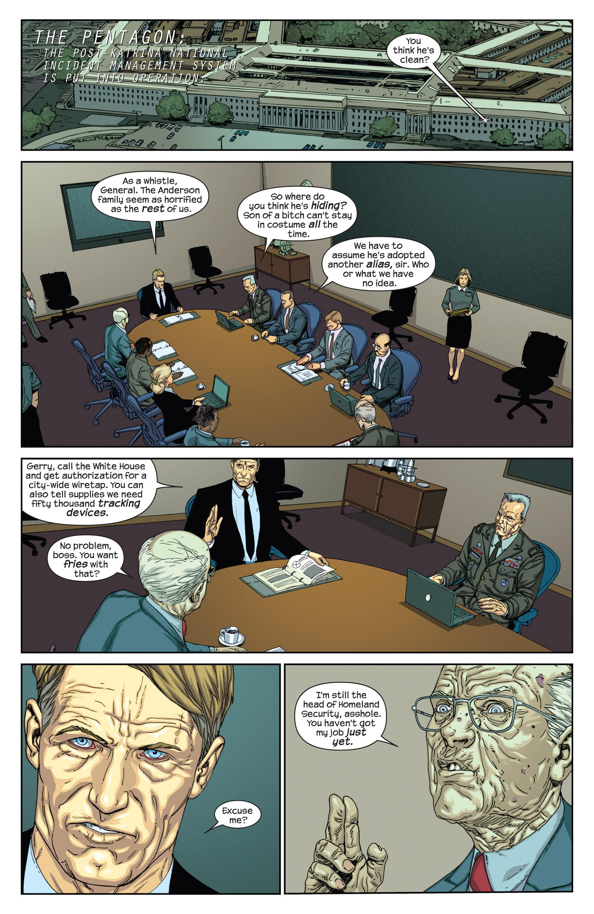 Read online Millar & McNiven's Nemesis comic -  Issue #2 - 10