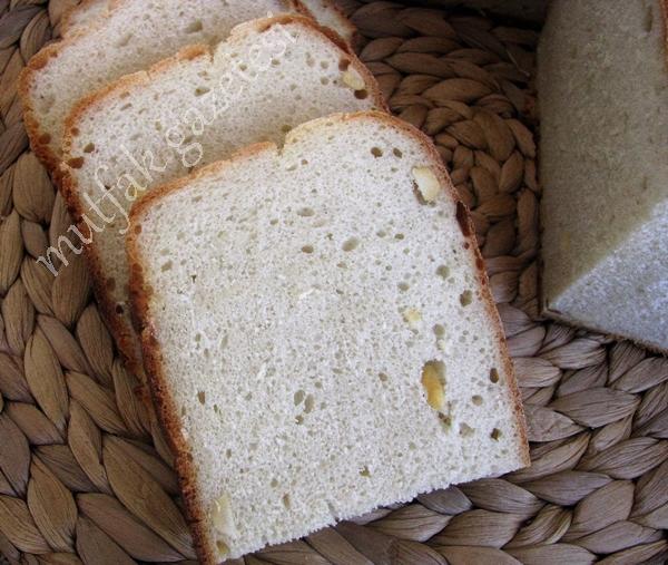 tatlı maya - nohut mayalı - ekmek