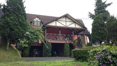 Villa Untuk 20 Orang Di Lembang  Villa Dudung Dua Kamar