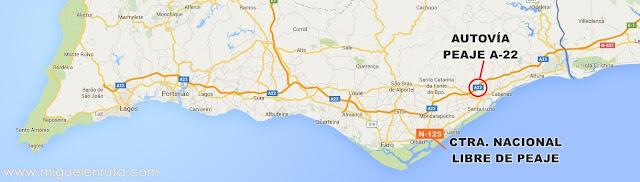 En-coche-carreteras-Algarve