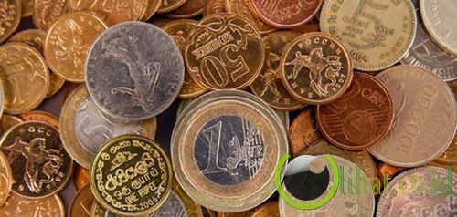Hujan uang pertama terjadi di Soviet