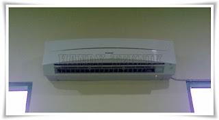 Pemasangan, perbaikan dan cuci AC