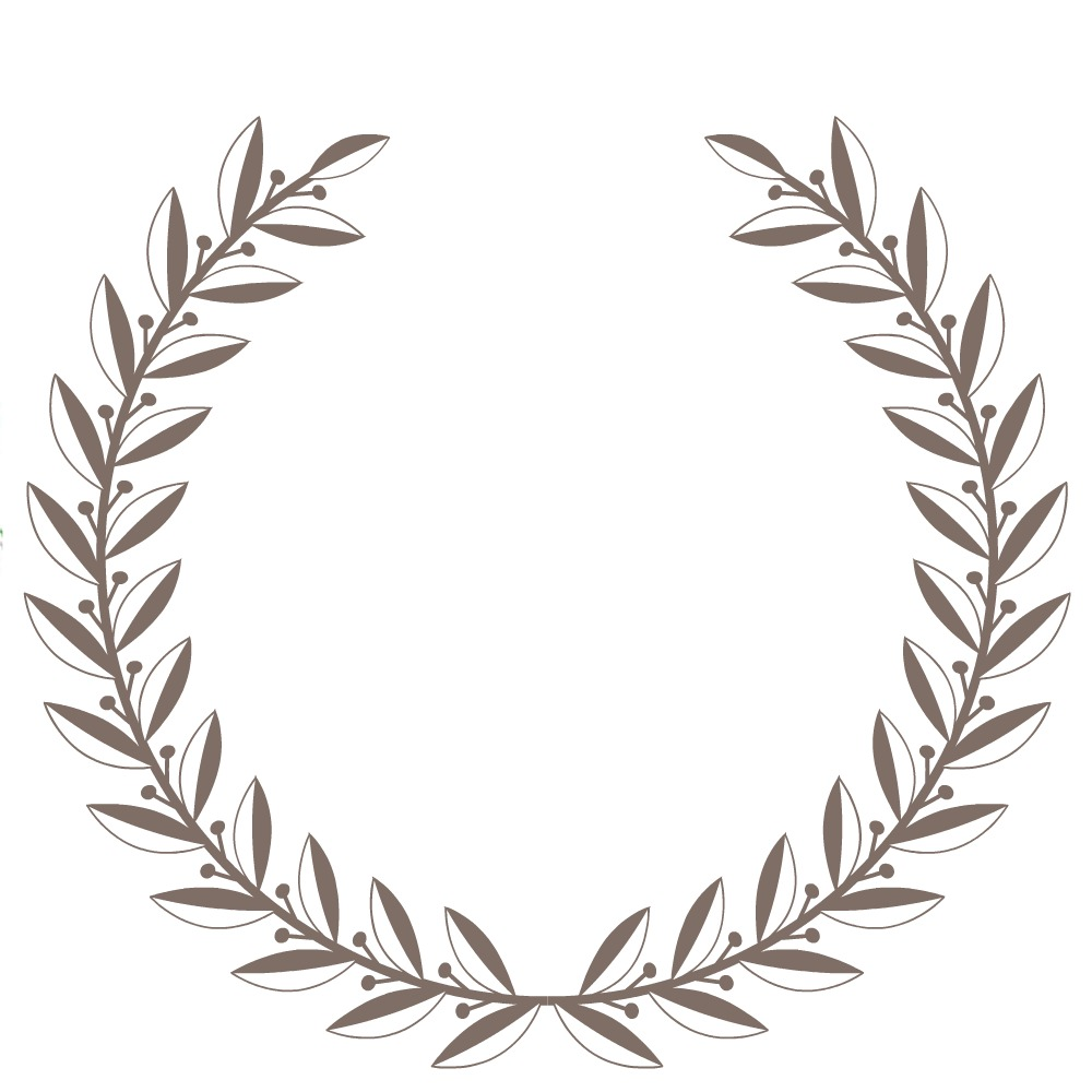 Free Printable Laurel Wreath I M