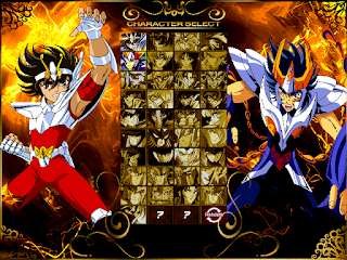 Saint Seiya Mugen 1.7 and 2.0