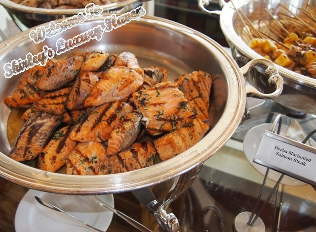 food network asia, neelys, bbq, four seasons, salmon
