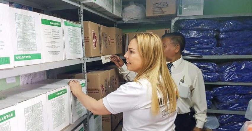 MIDIS supervisa servicios que brinda Qali Warma a escolares de Chiclayo - www.midis.gob.pe