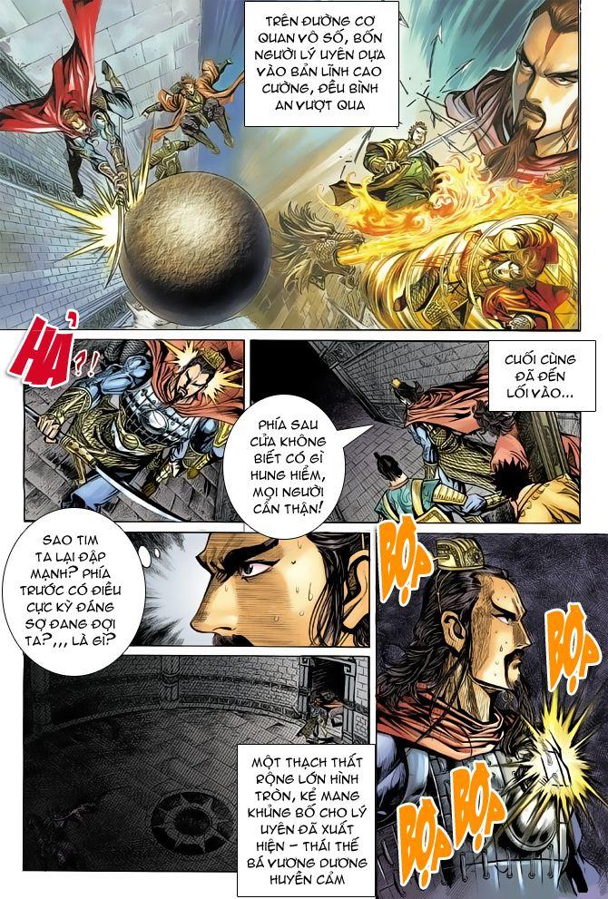 Đại Đường Uy Long chapter 50 trang 21