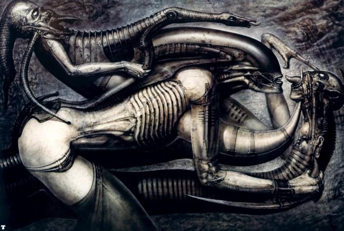 Außerirdischer Sex, Spritzen von Fotos porn tamilische Frau