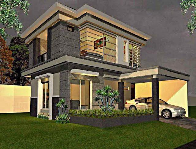 desain rumah minimalis yang bagus, sehat, dan nyaman