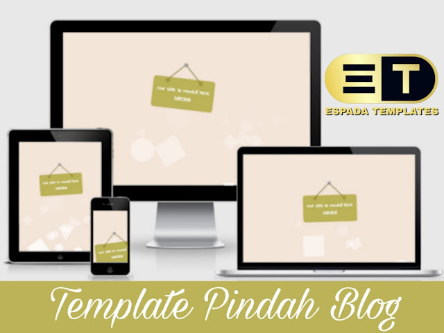 Download template pindah blog