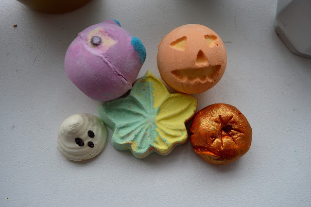 Lush halloween collection