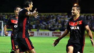 Contra o Sport no Lindolfo, Ríver perde jogo e invencibilidade na Copa do Nordeste.