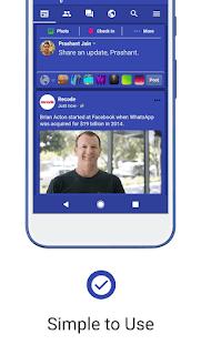 Fella for Facebook Premium v1.7.8  Pro + Mod APK Is Here !