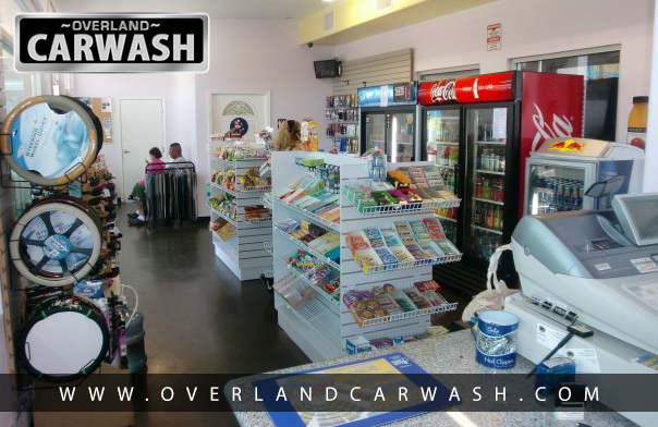 Culver City Car Wash Overland Carwash Car Wash With Lounge