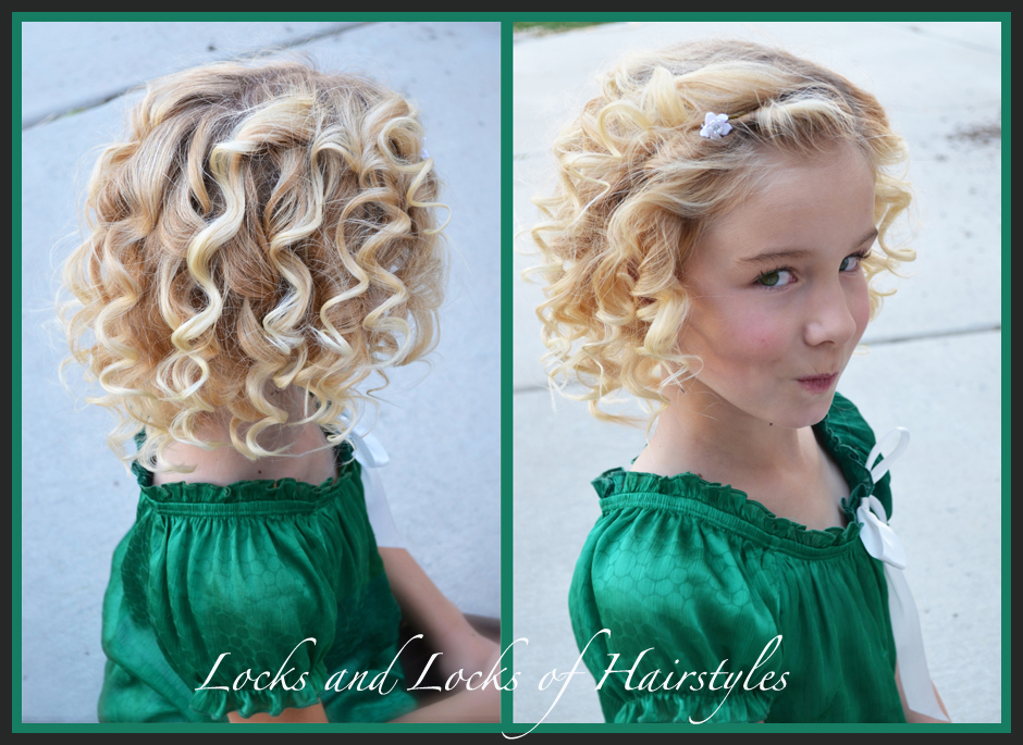 locks and locks of hairstyles: quick and easy video tutorials