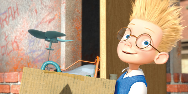 Animated Film Reviews: Meet the Robinsons (2007) - Keep ...