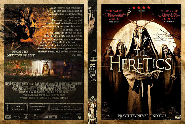 The Heretics DVD Cover